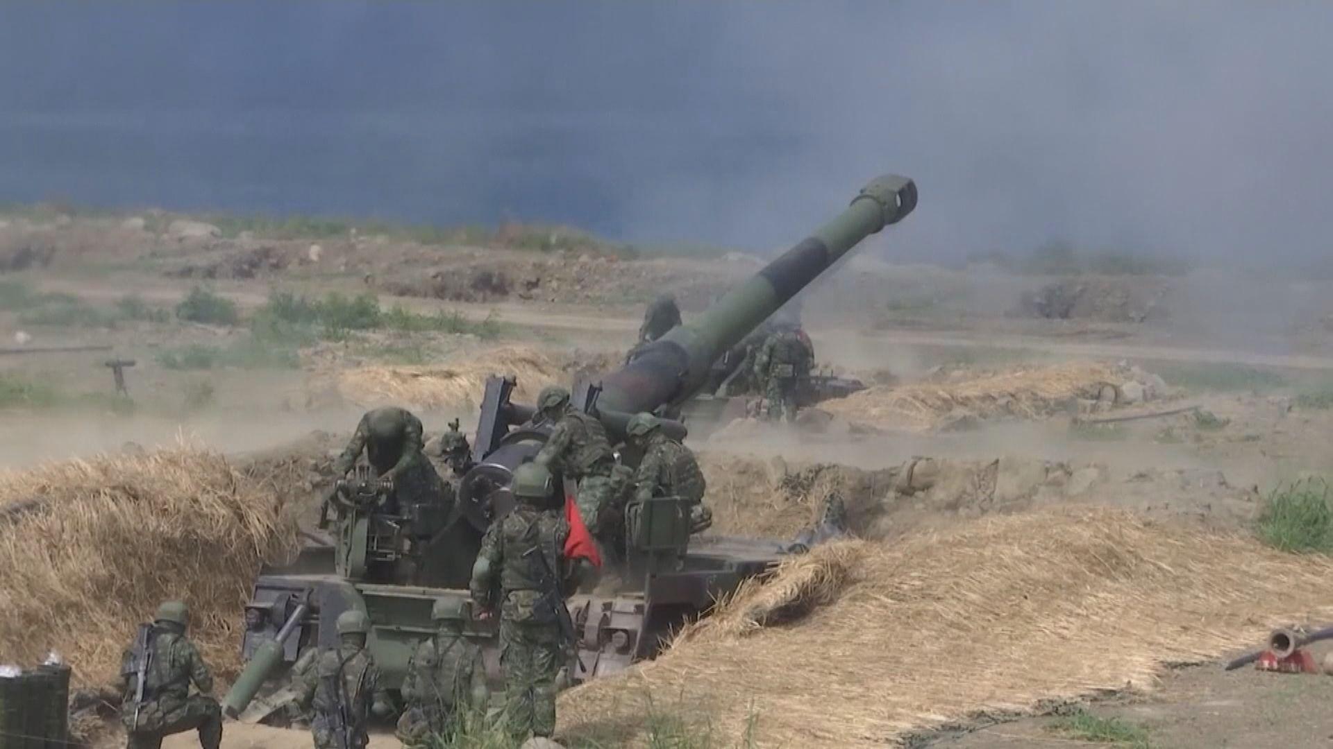 白宮國家安全顧問:台灣應制訂陸上阻止大陸攻台策略