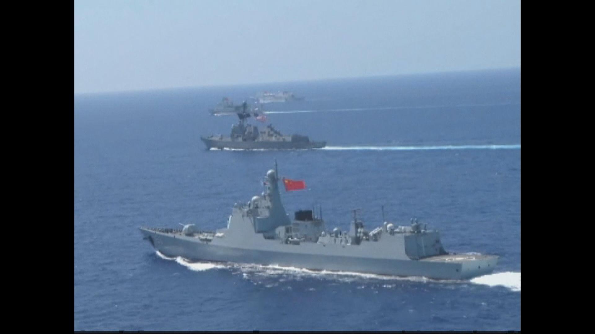 美眾院通過法案建議邀請台灣參與環太平洋軍演