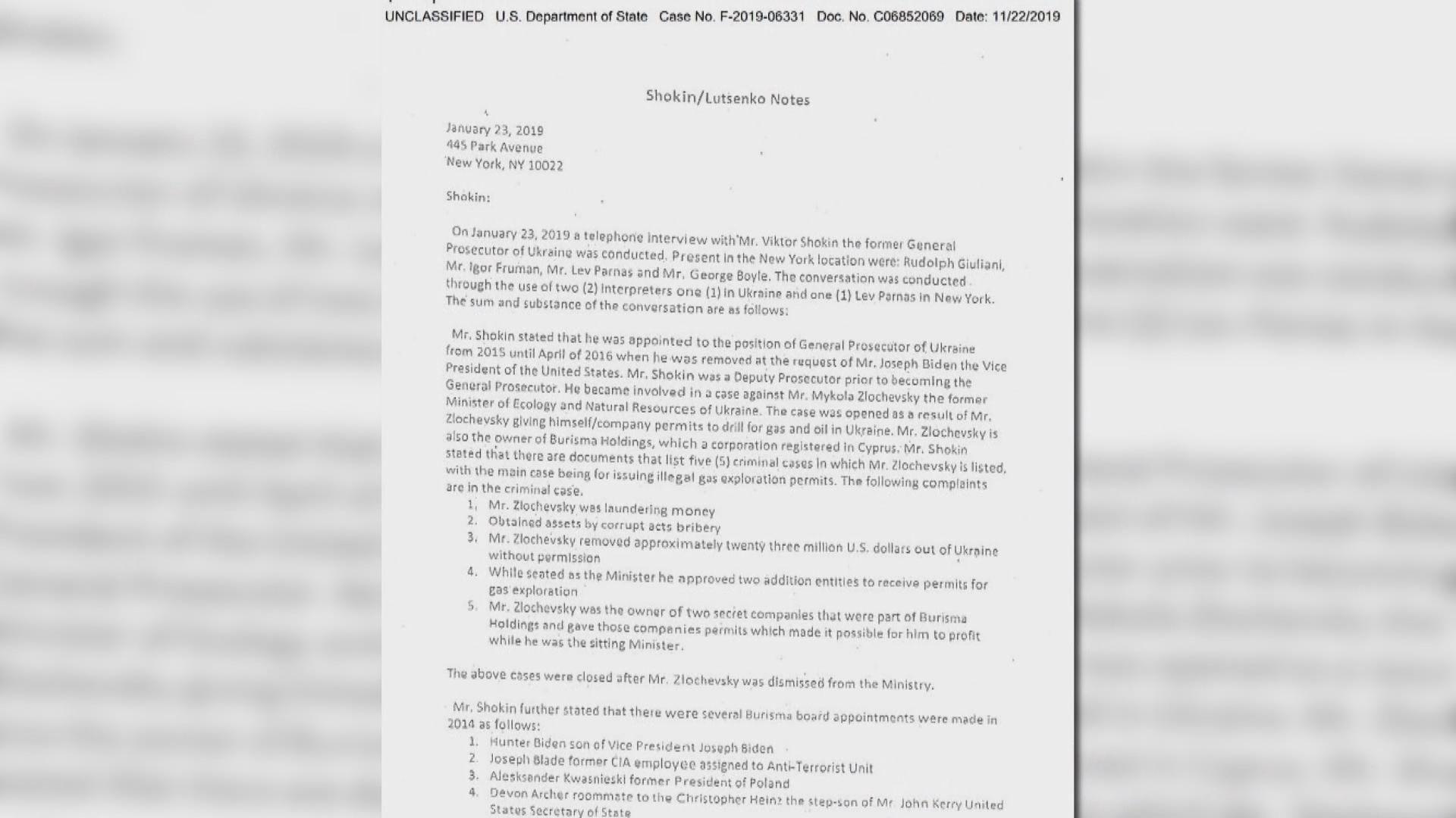 新證據指美國務卿蓬佩奧早已涉及通烏門