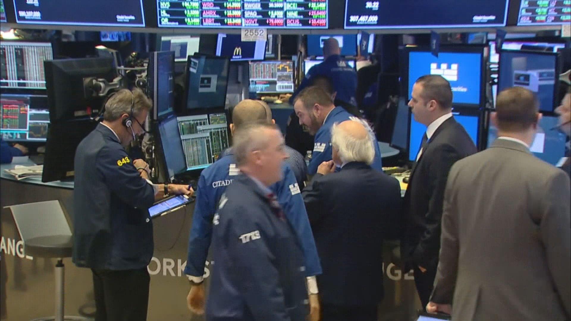 美股反覆上升 連升第5天