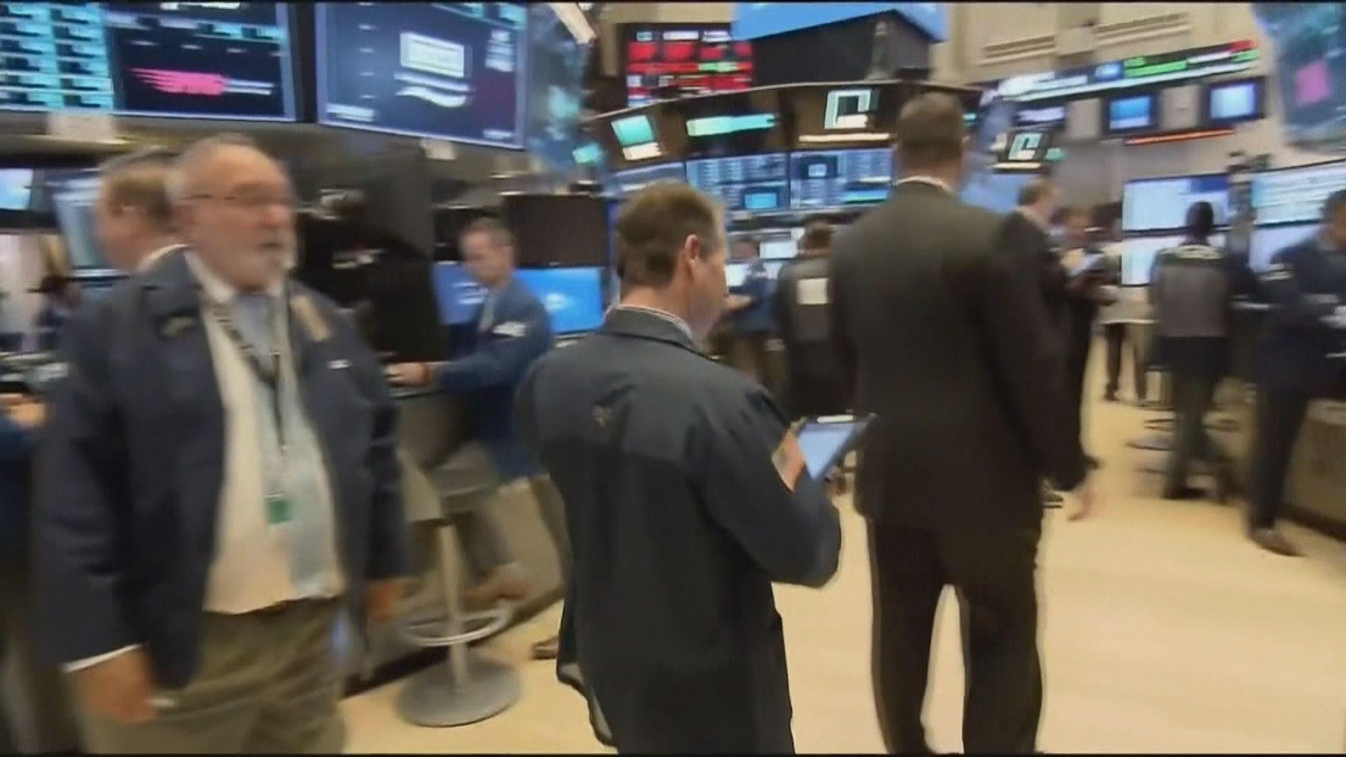 美股上升 因企業業績普遍理想