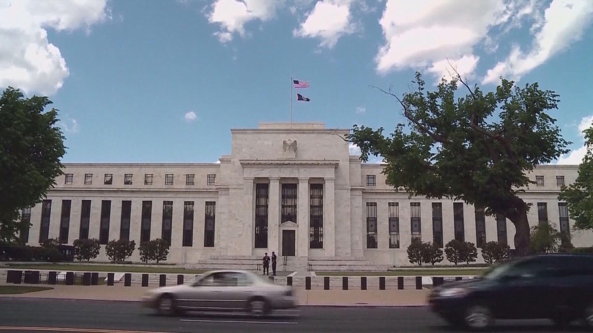 聯儲局明言保經濟 美股三大指數升逾2%