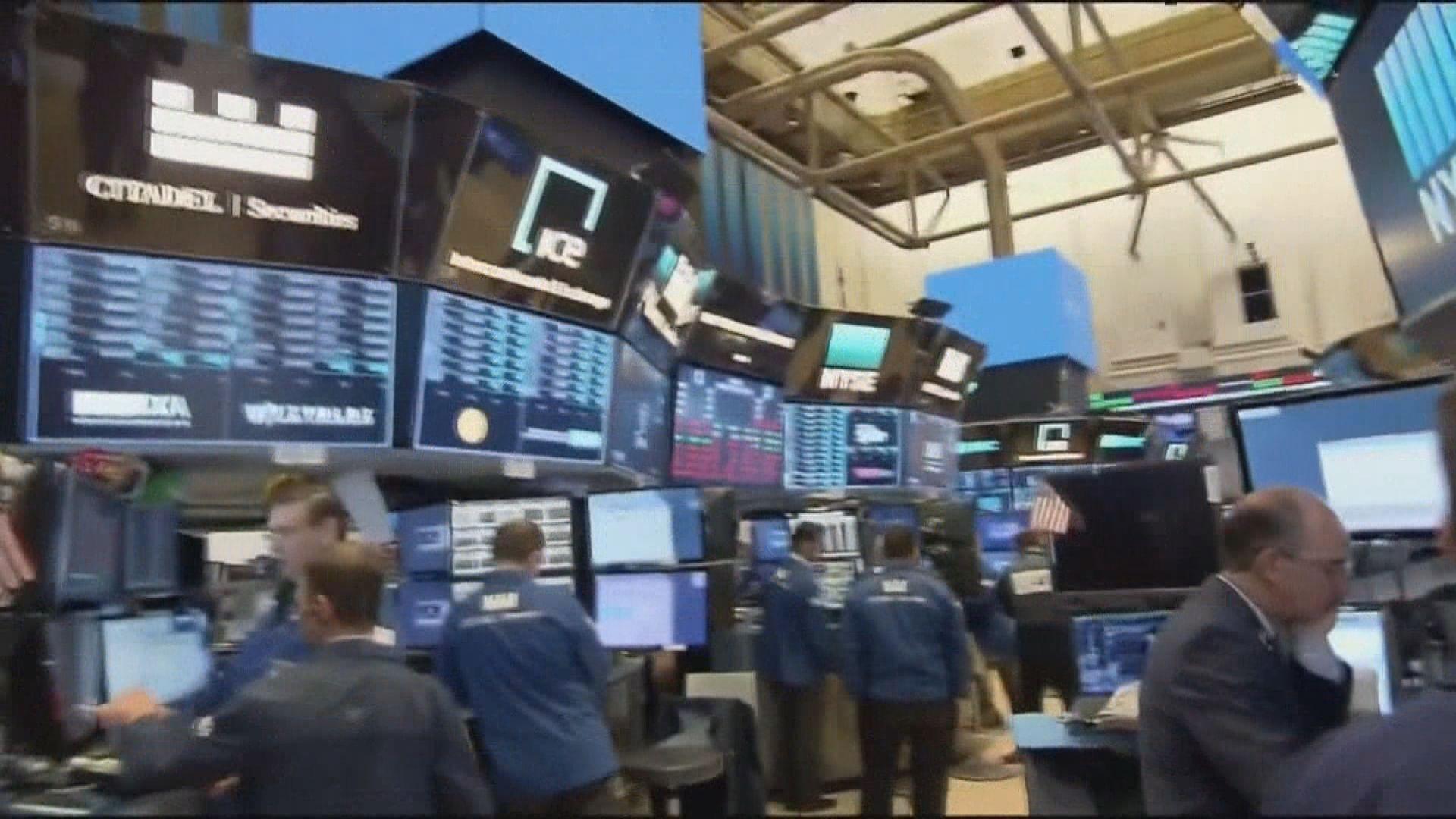 美股3大指數破頂 因中美貿易談判有新進展