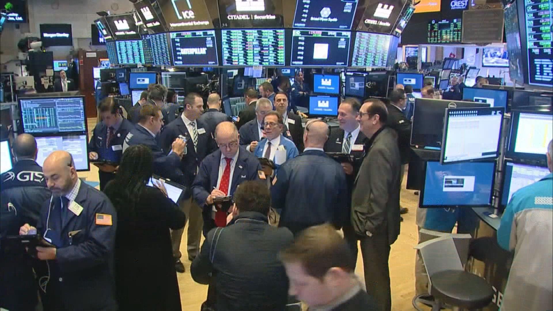 美股升 因中美對達成貿易協議發放正面訊號