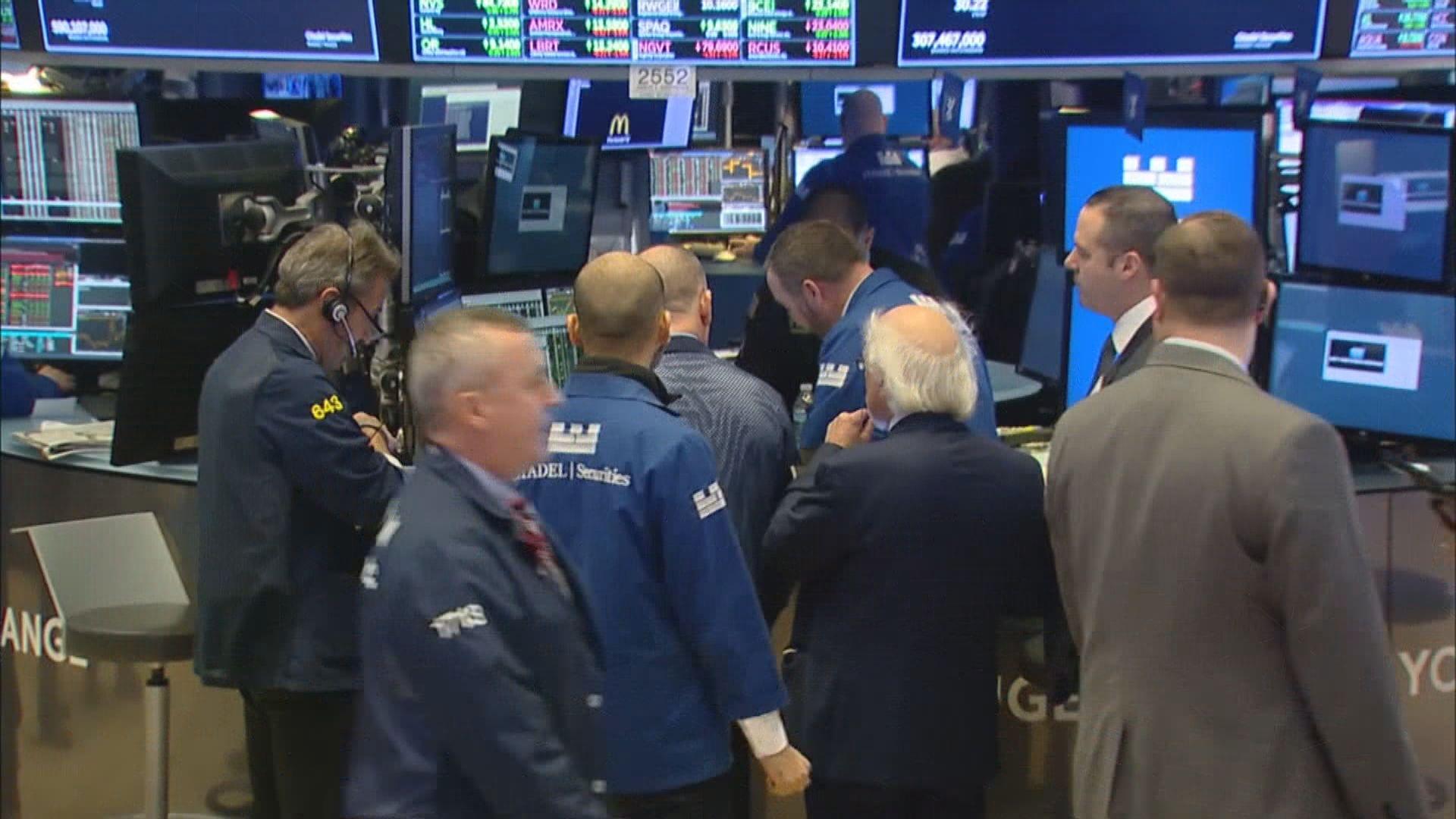 美股結束4連升 因憂疫情打擊經濟