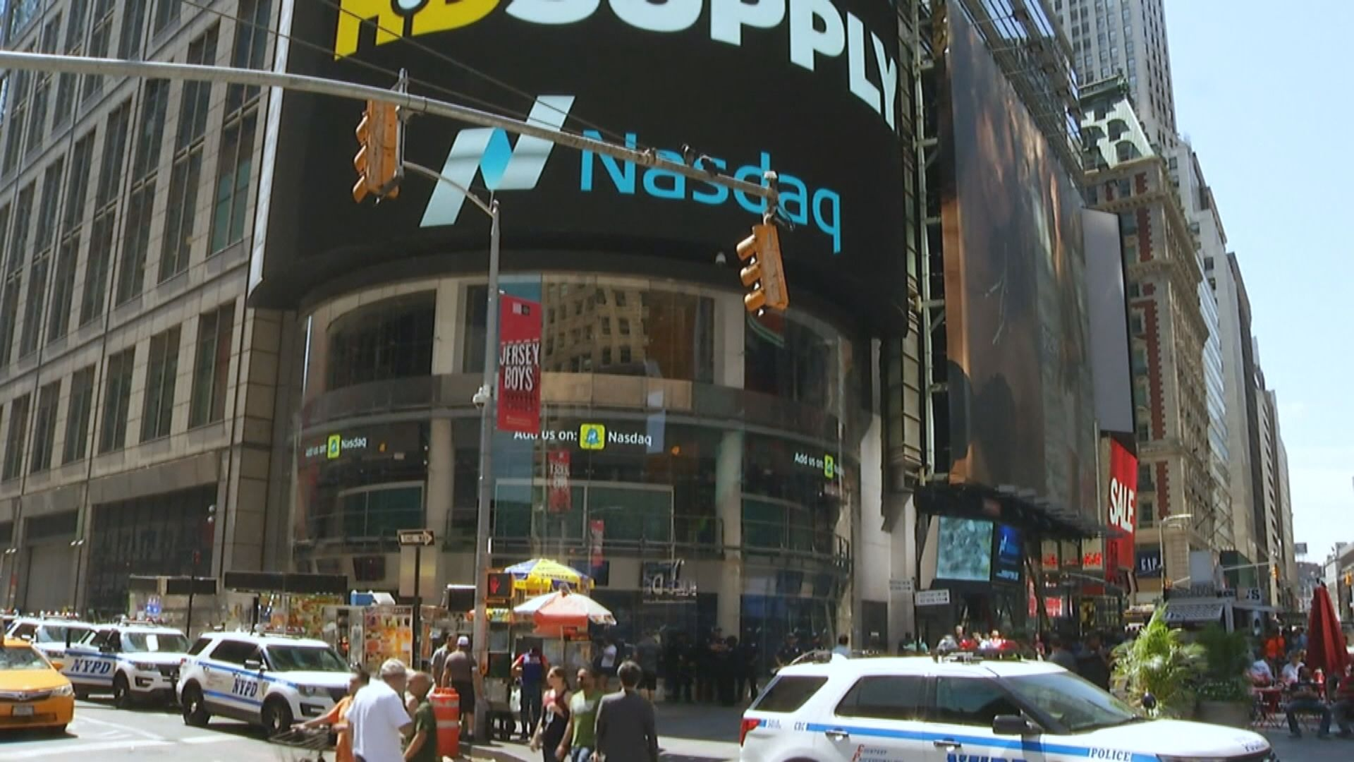 美股11月首個交易日上升 因製造業數據強勁