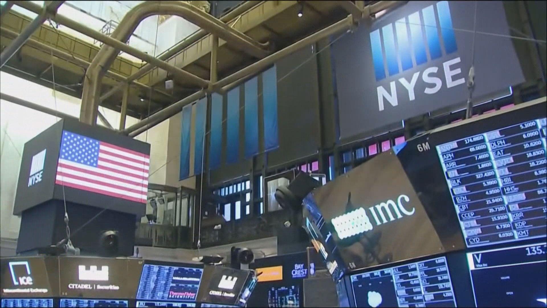 美股2連跌 因市場再憂慮全球新冠病毒疫情