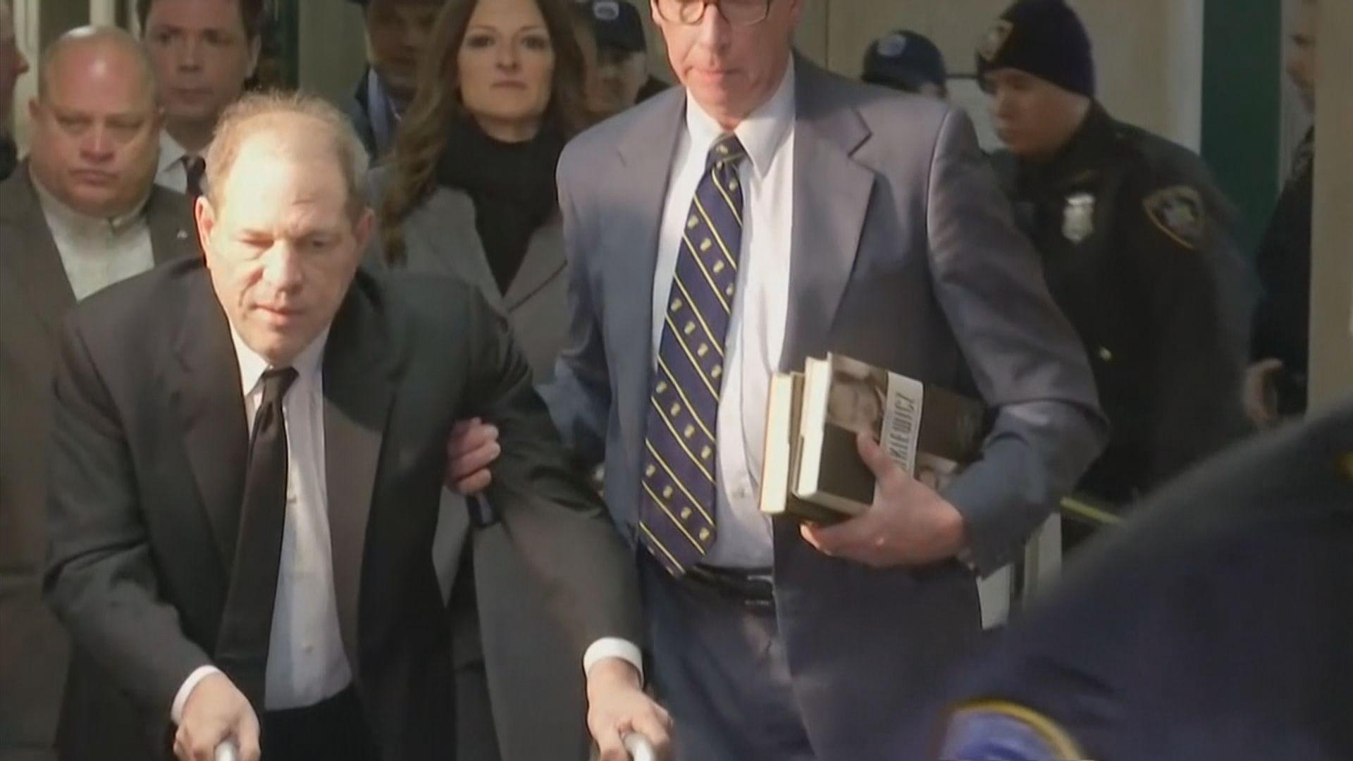 荷李活監製哈維溫斯坦疑再涉性侵遭起訴