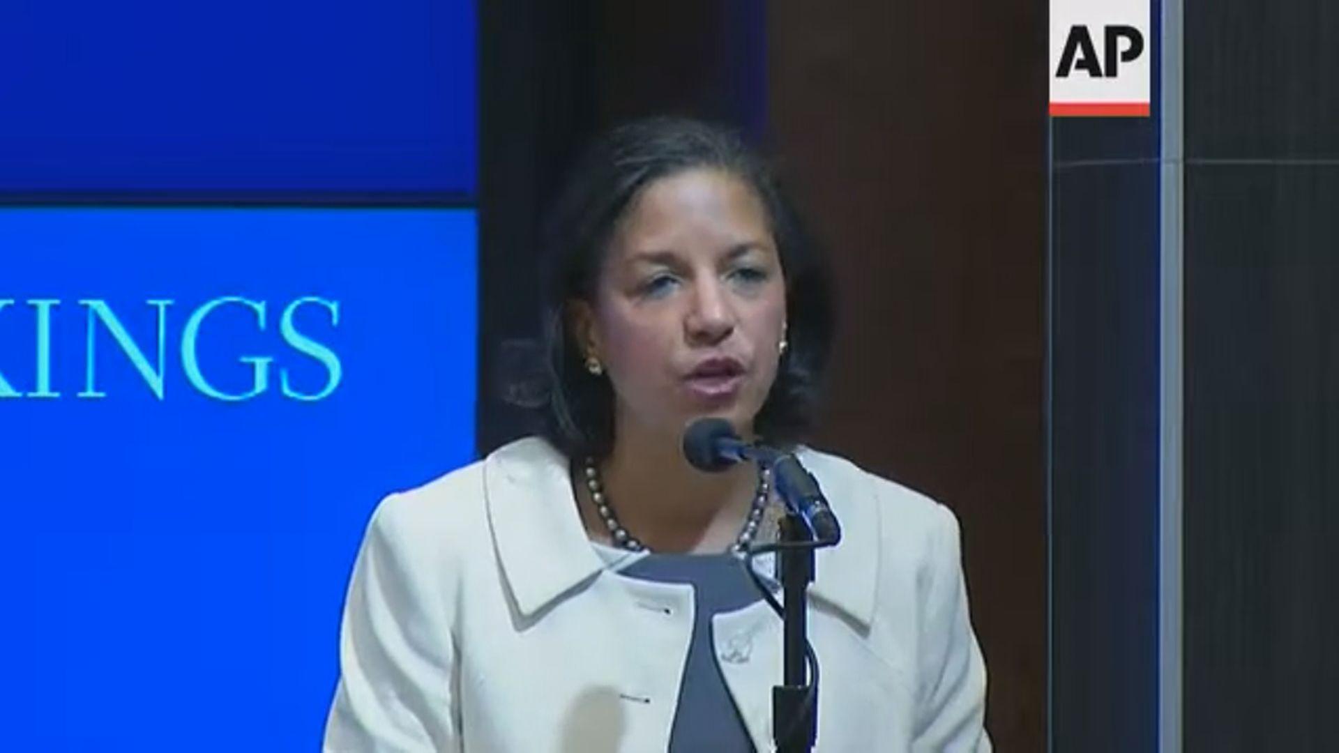 蘇珊賴斯將任白宮國內政策員會總監