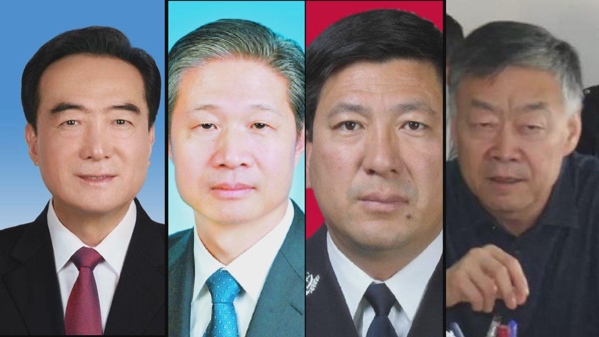 美制裁四涉侵犯人權新疆官員 外交部強烈譴責