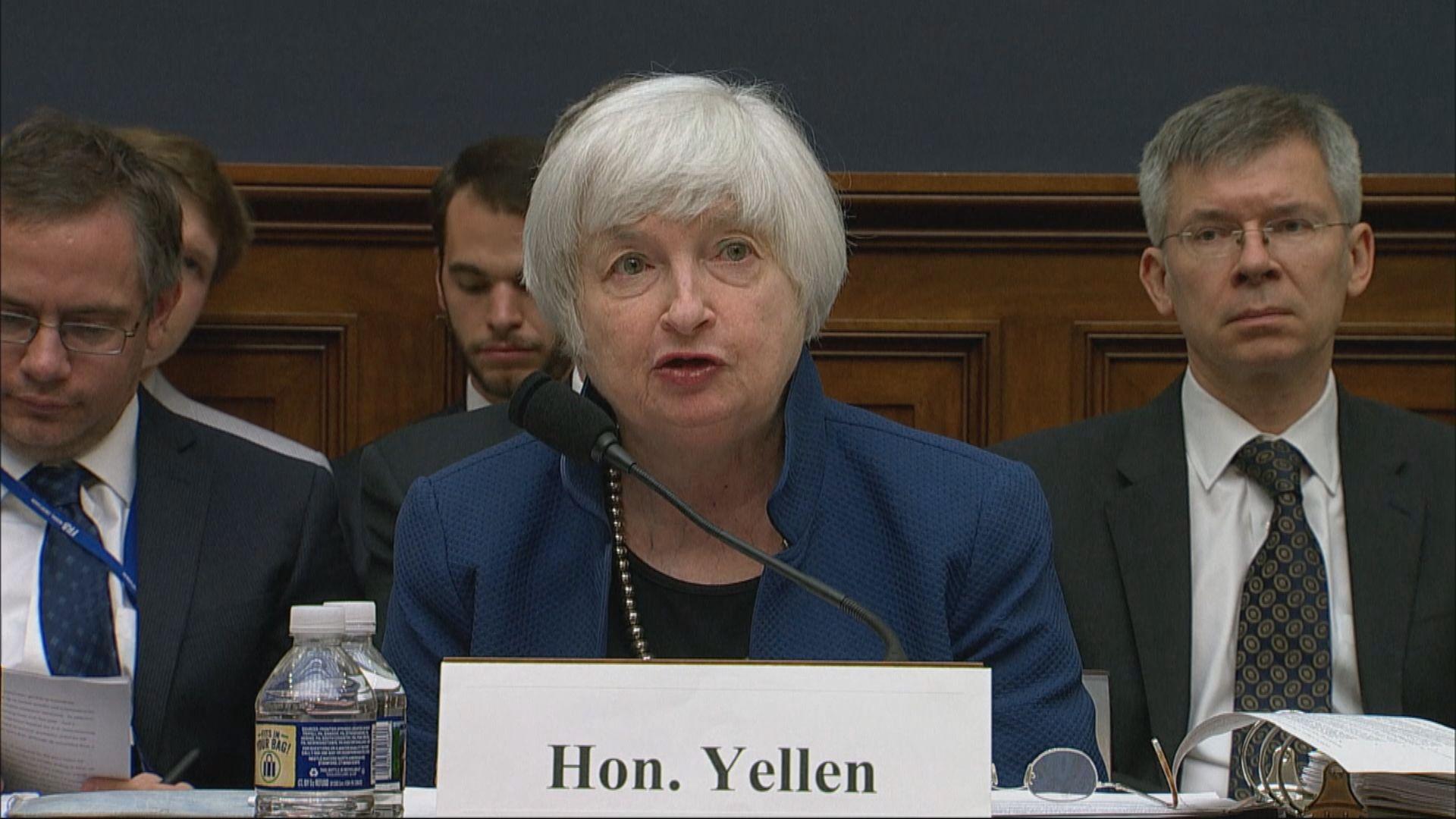 耶倫:如拜登經濟刺激獲通過 明年有望充分就業