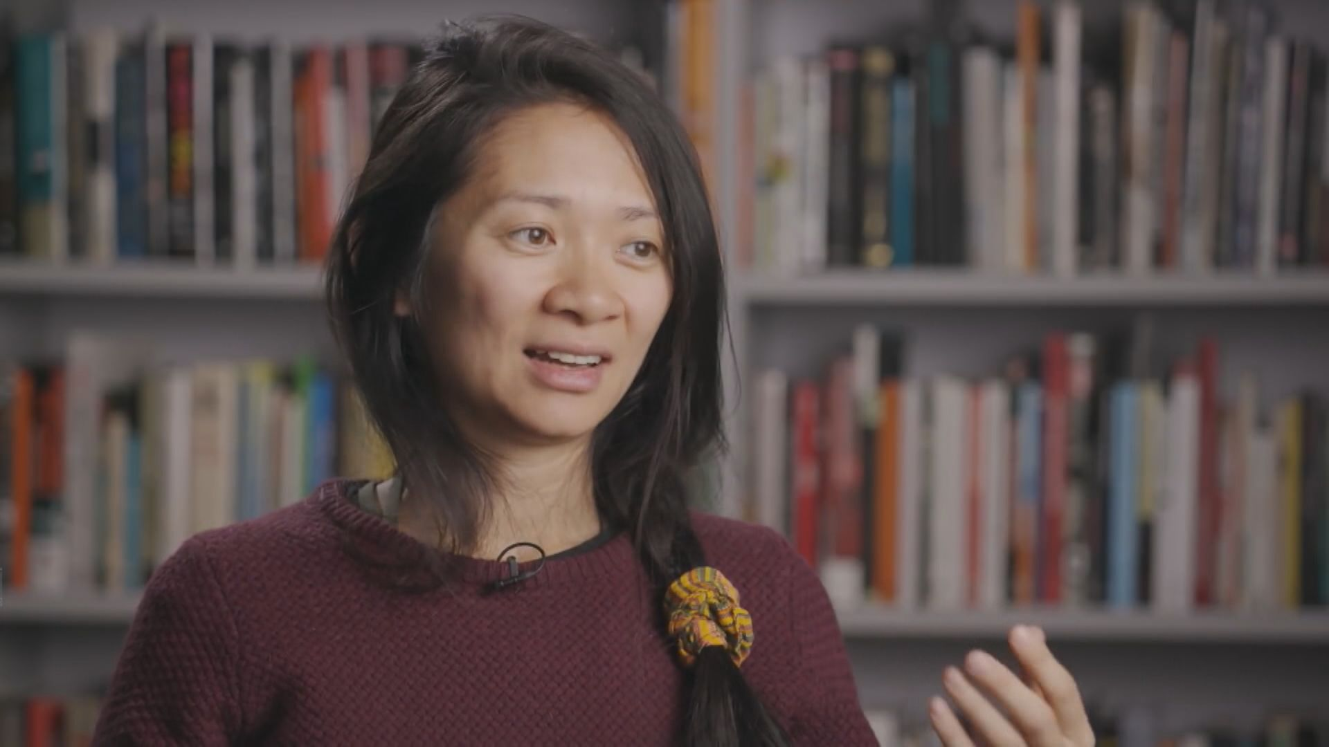 【奧斯卡】趙婷曾赴英美留學 《浪跡天地》為第三部長片