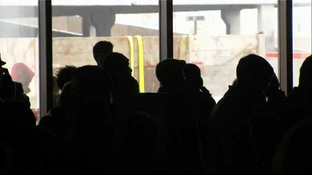 亞特蘭大國際機場停電 大批旅客滯留