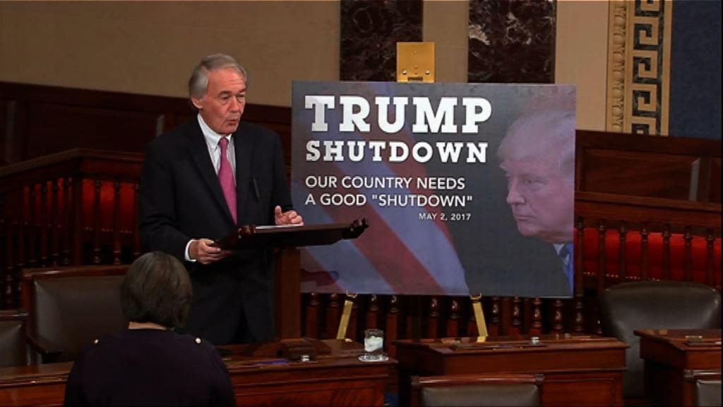 美民主黨將撥款案與移民政策捆綁