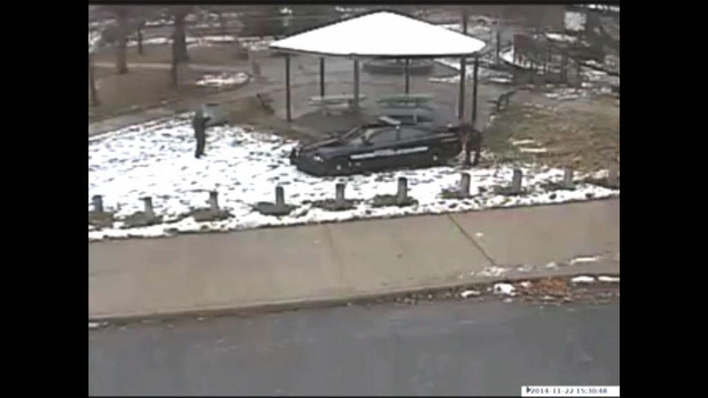 美男童持氣槍被擊斃警員不被起訴