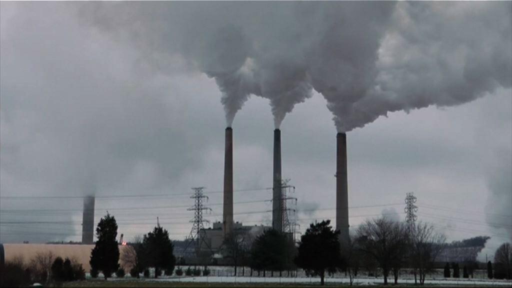 美國氣候研究報告指全球暖化乃人為造成