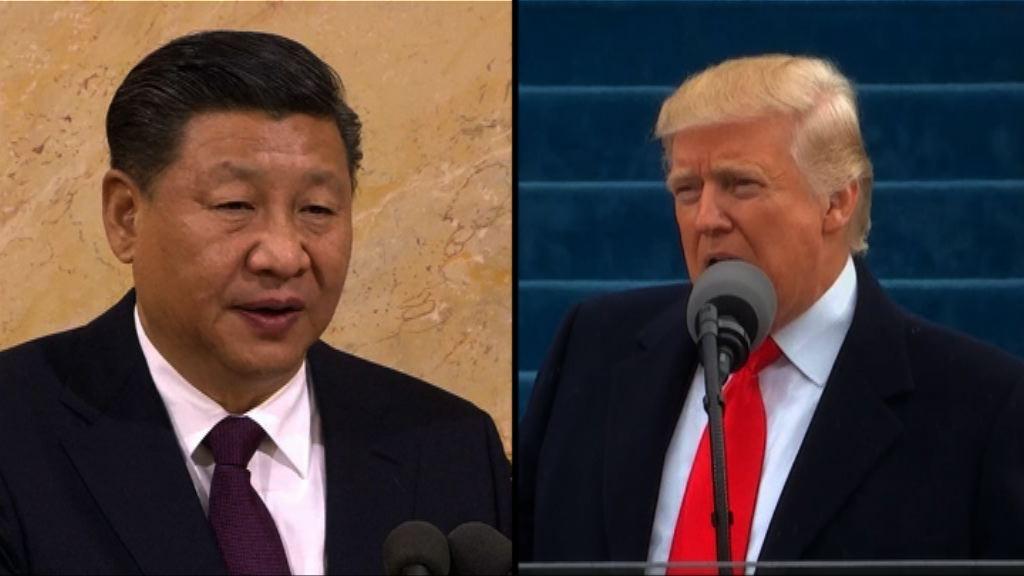 中美元首通電話討論朝鮮半島局勢