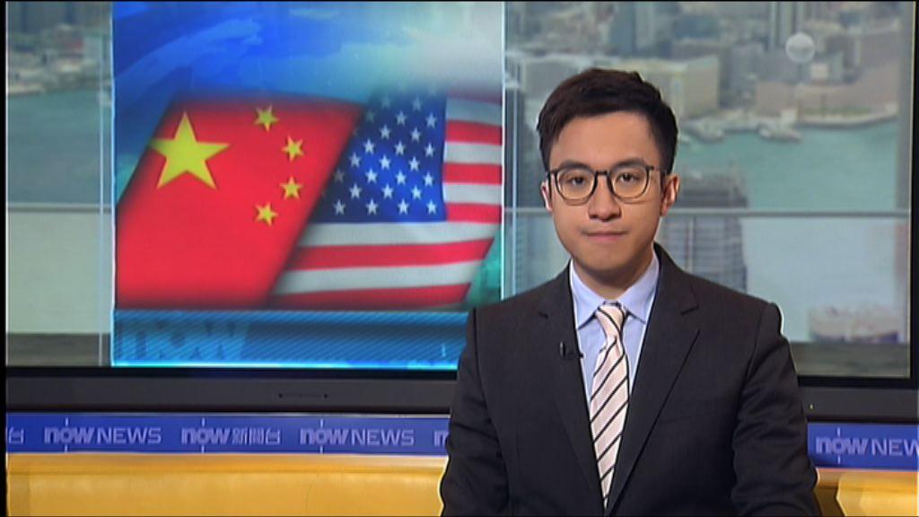 姆努欽拒評特朗普指控中國為經濟侵略者