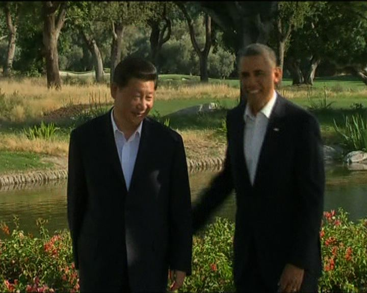 中美領導人通電話討論加強合作
