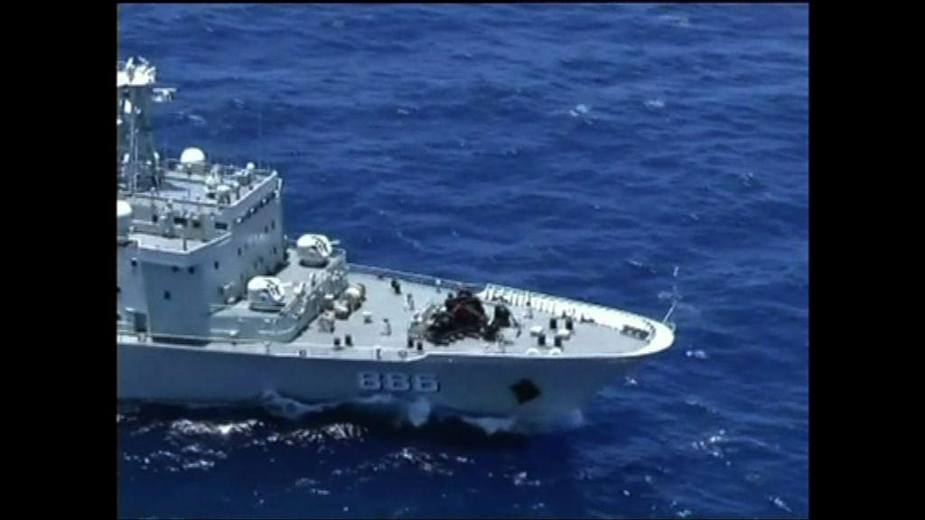美撤回對中國參加環太平洋軍演邀請