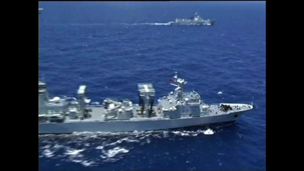 美國撤回邀請中國參加環太平洋軍演