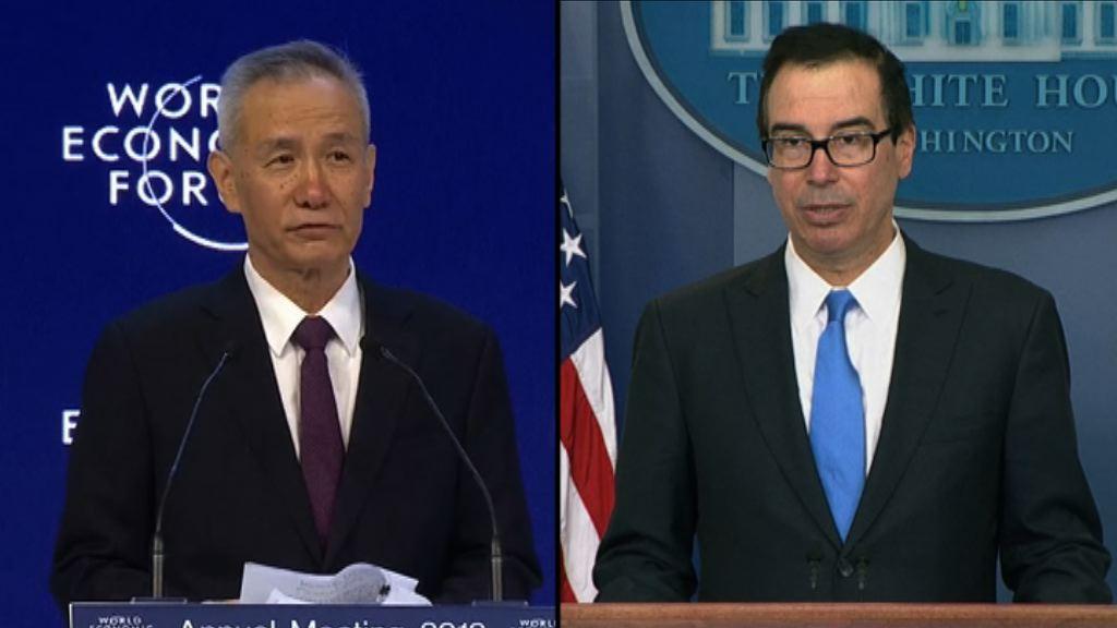中方冀重啟中美高級別經濟對話