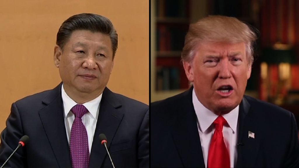 美國擬啟動301條款貿易制裁中國
