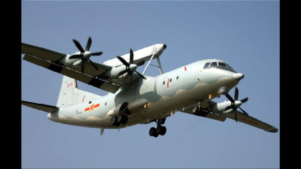 中美軍機近距離相遇 國防部:中方機師表現合法專業