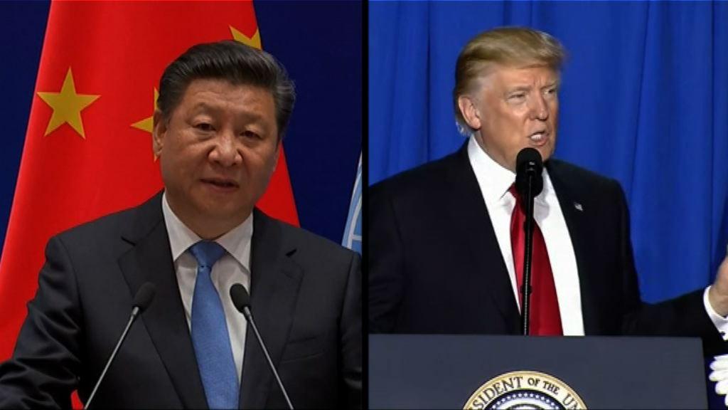 中美元首通電話討論北韓問題