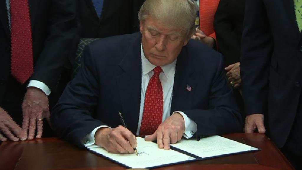 特朗普將簽行政命令查逆差 被指針對中國
