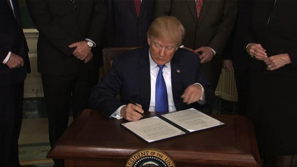 美國擬向中國商品徵關稅 中方:堅決捍衛利益