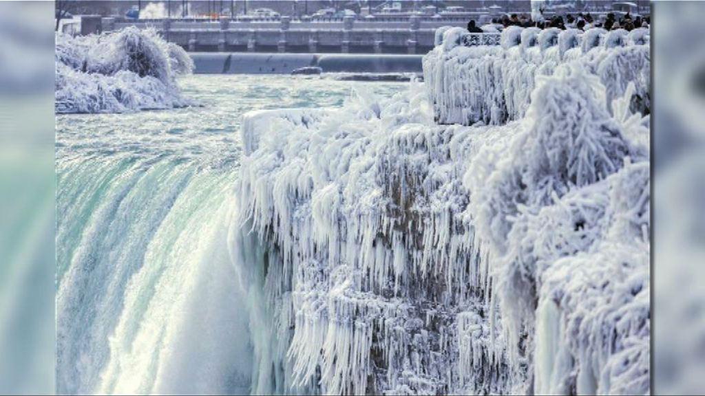 美國嚴寒天氣侵襲多處低溫破紀錄
