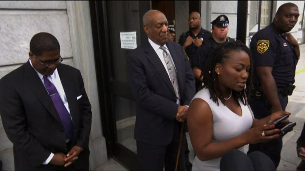 標哥士比性侵案 陪審團無法達成裁決