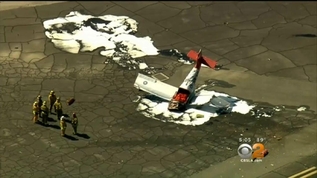 台灣飛行家應天華加州墜機喪生