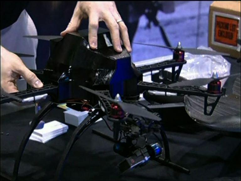 美國多部門研究反制無人機技術