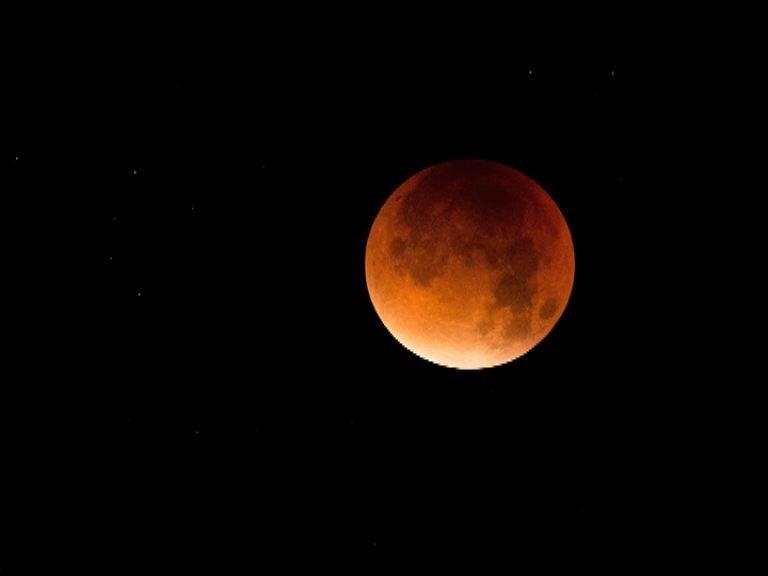 超級月亮月全食2033年將再現