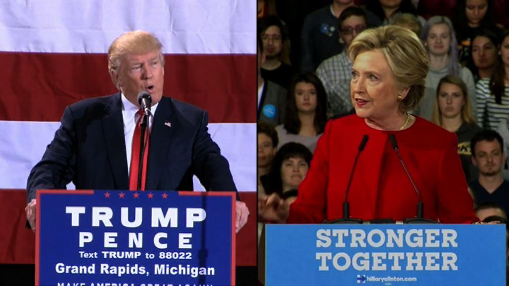 美中期選舉展開參院議席成焦點