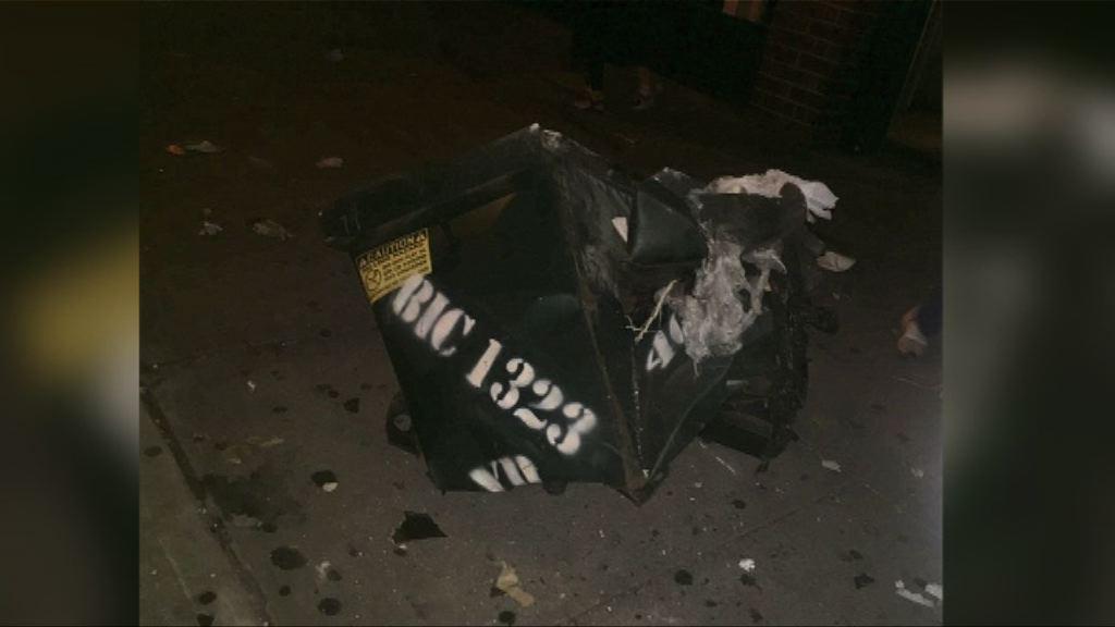 曼哈頓爆炸29人傷疑涉爆炸品