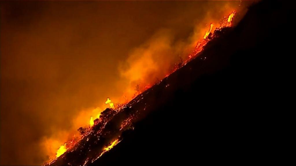 加州山火死亡人數增至29人