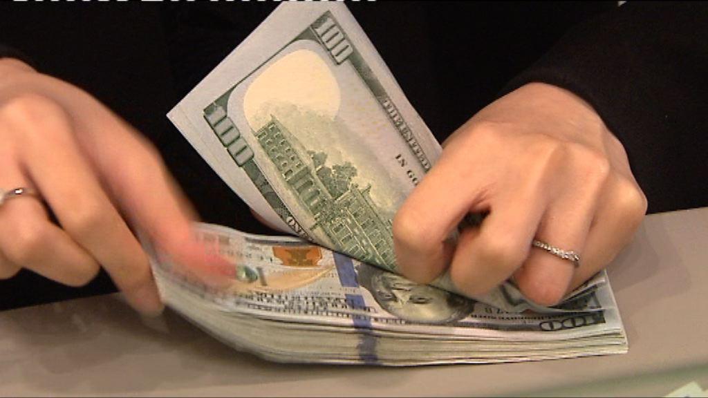 稅改議案公布後 美元下跌