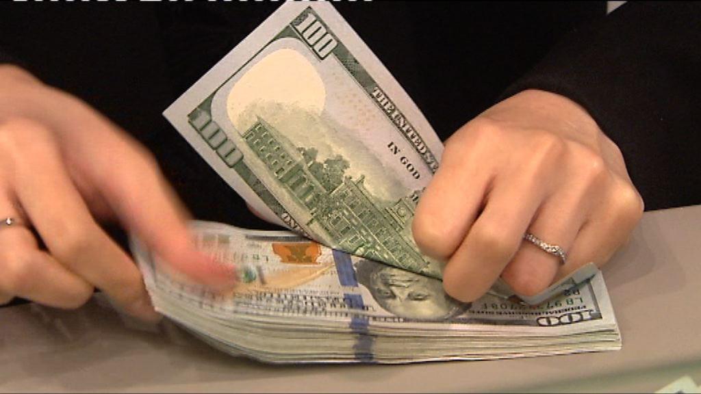 美匯指數偏軟 美元兌日圓微升