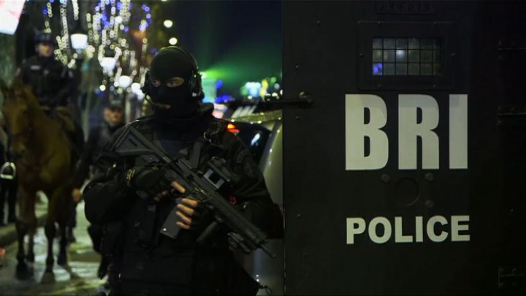 歐美多國除夕夜加強保安防範恐襲