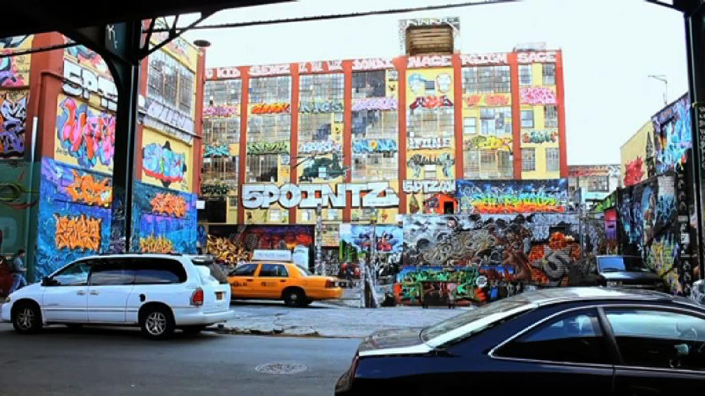 美國藝術家控告發展商破壞塗鴉藝術地標