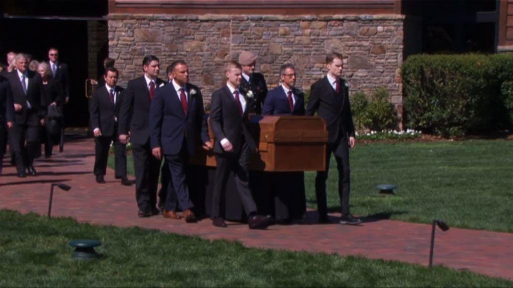 葛培理喪禮於北卡羅來納州舉行