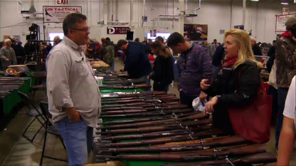 特朗普周三討論加強管控槍械