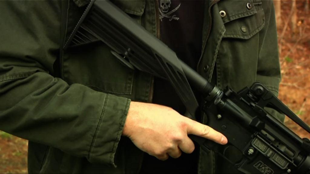 美國國會擬修例禁售撞火槍托