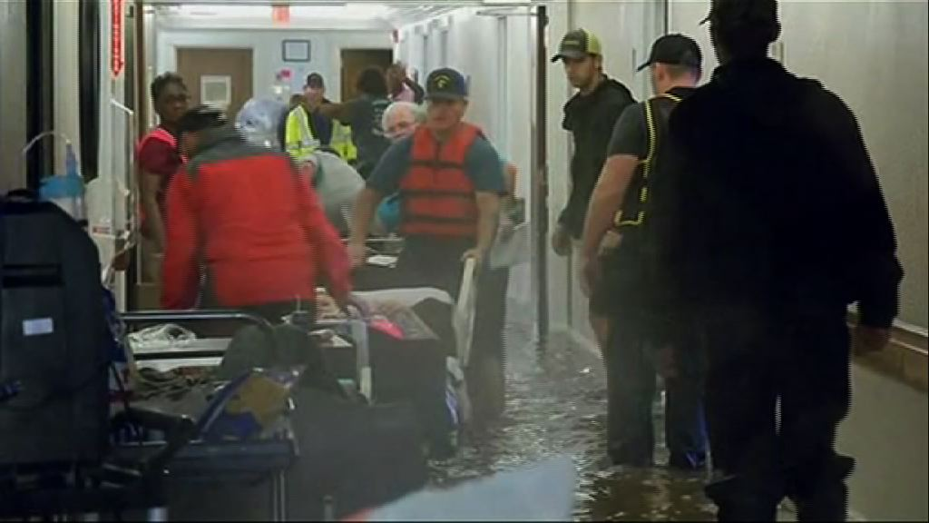哈維再登陸後減弱仍釀災情 31死多人失蹤