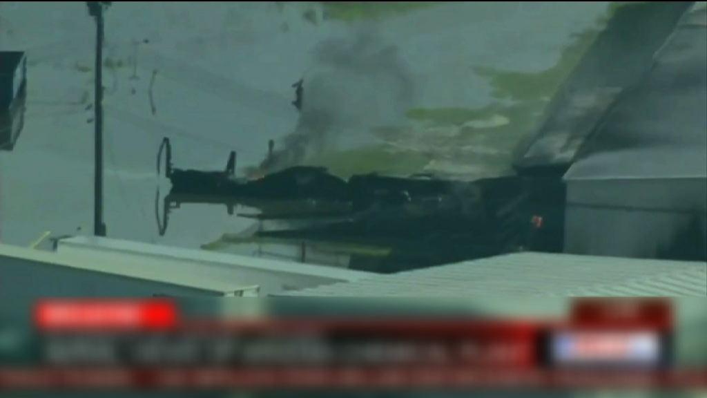 休斯敦有工廠停電引發爆炸 逾20人吸入氣體不適