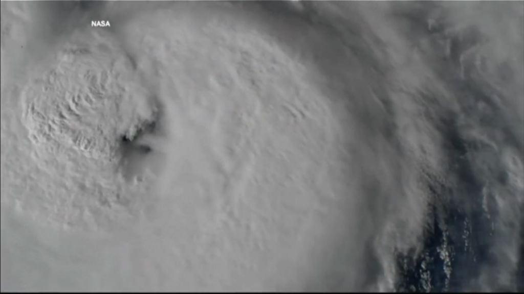颶風哈維登陸得州