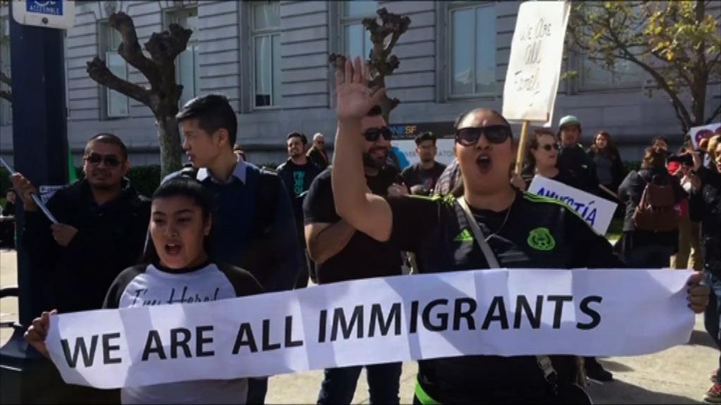 美司法部入稟質疑加州庇護移民法律違憲